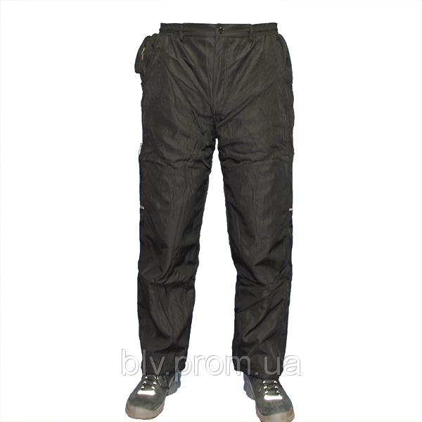Мужские теплые спортивные брюки на флисе ACR76