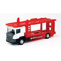 Модель грузовика Scania Transporter Uni-fortune 144006