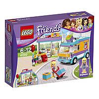 Конструктор Lego Friends «Служба доставки подарков» lego 41310