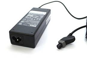 Блок живлення для ноутбука Dell 20V 4.5 A 3pin + Мережевий кабель, фото 2