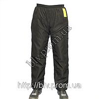 Теплые спортивные брюки на флисе нейлон ACR0, фото 1