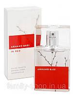 Туалетная вода Armand Basi In Red 100 ml. Женская Tester