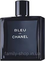Туалетная вода Chanel Bleu De Chanel 100 ml. Мужская Tester