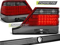 Стопы фонари тюнинг оптика Mercedes W140 диодные