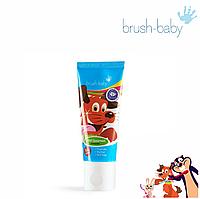 Зубная паста для детей Brush-Baby с Xylitol (6+), 50мл