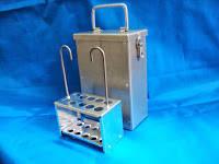 Контейнер  для хранения материала в опечатанном виде   АКХ-10