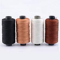300M / Roll Sole Line Шейный ремонт обуви Nylon Нитки Кожа Набор Провод Sole DIY Handmade Sewing