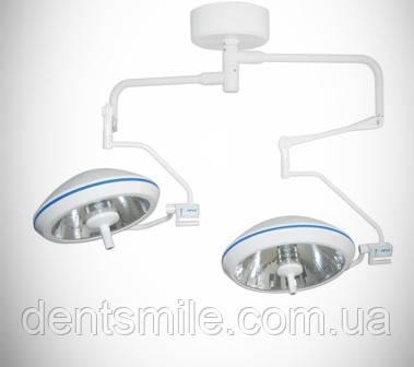 Лампа операционная подвесная PAX- F700/700 (двухкупольная)
