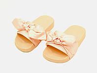 Шлепанцы Rock and Joy 26 17 см Розовый (20129-2C pink-26)