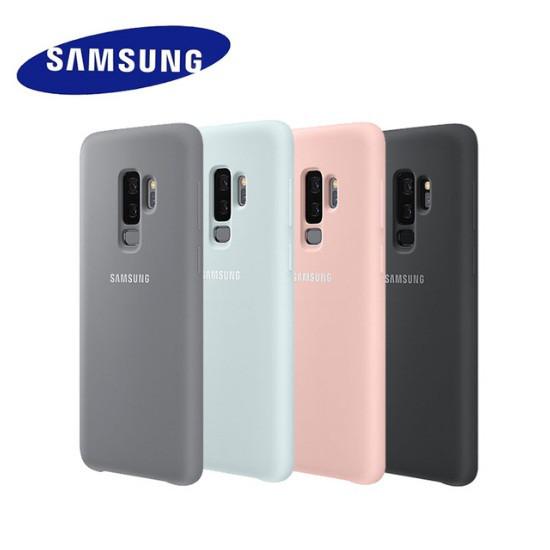 Оригинальный силиконовый чехол для Samsung Galaxy S9 G960