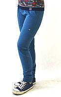 Штани спортивні IziKids Вільк 146-152 см Сині (JZ18U-SPS-00389-146152-D6)