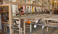 Линии формовки турникетов для производства гаражных ворот, фото 1