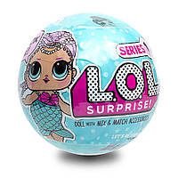 Игровой набор с куклой L.O.L. Surprise S1