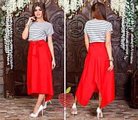 b8f666d1c13 Женское стильное миди платье-сарафан двух цветов