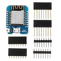 3Pcs Wemos® D1 Mini V2.3.0 WIFI Internet Of Things Development Board ESP8266 ESP-12S 4MB FLASH
