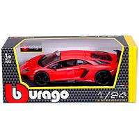 Автомодель Nissan GT-R Bburago 18-21082