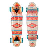 2f6b99b0e6eb Скейтборд Buffy 3xFlash aztec Tempish 1060000780 aztec + сертификат на 50 грн  в подарок