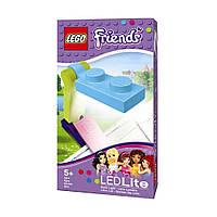 Фонарик IQ Lego Friends для книги Lego LGL-CL4-BELL