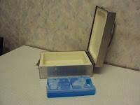 """Термоконтейнер ТК-2 (для хранения препаратов типа """"Себазон"""", на 2 уп. с хладоэлем)"""