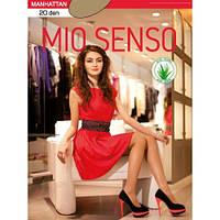 """Элегантные капроновые колготки """"Mio Senso"""" 20 дэн"""