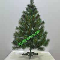 Елка новогодняя искусственная Сосна с белыми кончиками 130 см