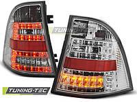 Стопы фонари тюнинг оптика Mercedes ML W163