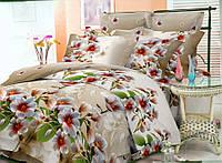Двуспальный комплект постельного белья Нина