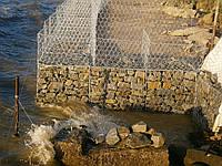 Бутовый камень для габионов