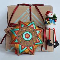 Подарочные наборы. Новогодние подарки в крафт-упаковке