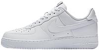 """Женские кроссовки Nike Air Force 1 Low """"White"""" (в стиле Найк Аир Форс) белые"""