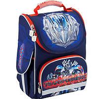 Рюкзак (ранец) Kite школьный каркасный мод 501 Transformers TF18-501S-2