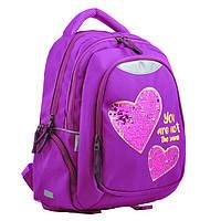 Рюкзак (ранец) школьный 1 Вересня Yes 554782 Otherwise Т-22 45*31*15см