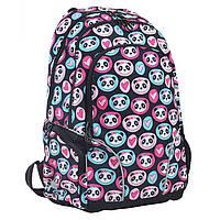 Рюкзак (ранец) школьный 1 Вересня Yes 554776 Lavely pandas Т-26 45*30*14см