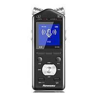 Newsmy PD61 16GB 1.47 дюймов TFT Цветной экран Dual 360 градусов Микрофон PCM 1536KBPS Диктофон