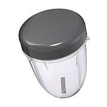 3шт запасные чашки 32 унции колоссальные + 24 унции высотой + маленькая чашка + 3 крышки для Nutribullet-1TopShop, фото 2
