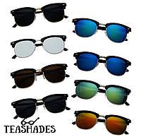 "Солнцезащитные Очки ""Clubmaster"" от Teashades - Zara Dior  Vans Bearshka M&S H&M Ray Ban Ретро"
