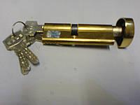 Цилиндр замка  Kale 164 BТ 90 мм латунь