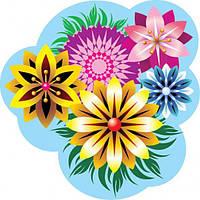 Стенд Держатель под магнит Цветы