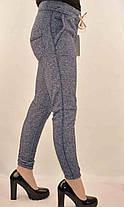 Брюки женские трикотажные - 3 кармана, фото 3