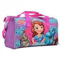 Спортивная детская сумка Принцесса София 1Вересня арт. 555562