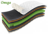 ортопедический матрас Omega / Омега  ЕММ h21 Sleep&Fly ORGANIC кокос 150кг
