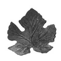 Листок - литой элемент 6159