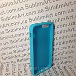 Резиновые(TPU) чехлы под сублимацию на IPhone 5/5S