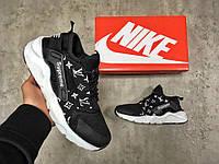 Superme X Louis Vuitton X Nke Air Huarache Sneakers