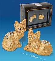 Фигурки с кристаллами Сваровски Кошечки 3,5 см AR-3919/ 1