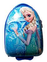 Детские чемоданы на 2 колесах Эльза (Frozen), фото 1