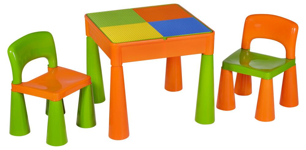 Стол и 2 стульчика Tega Mamut 899G