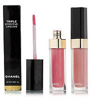 Блеск для губ Chanel Triple Effective Lipgloss