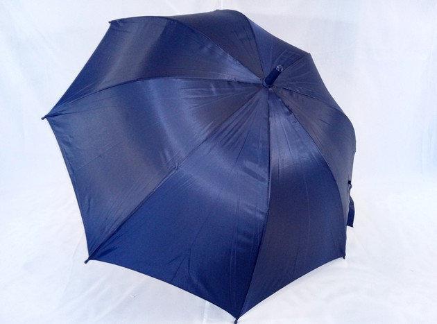 Подростковый зонт цвет синий на 8 спиц