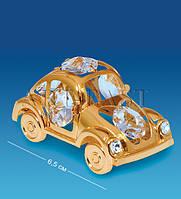 Фигурка с кристаллами Сваровски Машина 6,5 см AR-3933